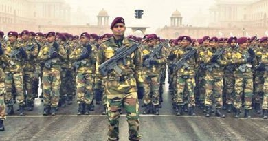 why join Indian Armed Force