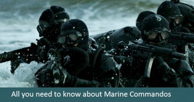 All you need to know about Marine Commandos