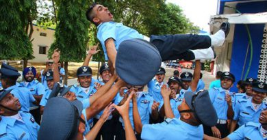 Indian Air Force Academy - Passing Out Parade