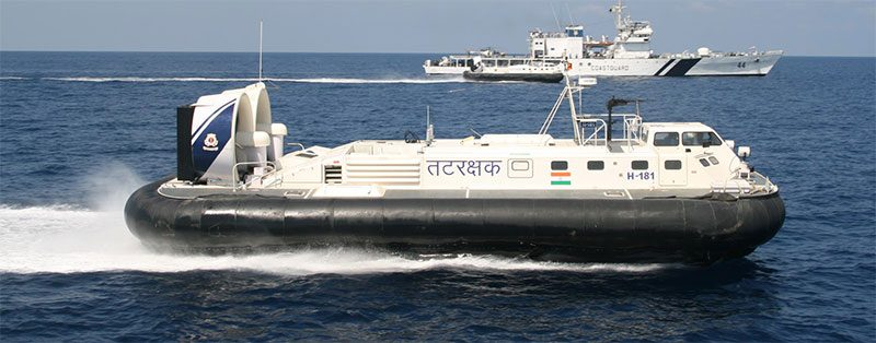 Indian Coast Guard Yantrik 01/2019 Batch