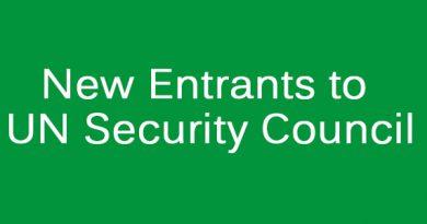 New Entrance to UN Security Council