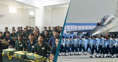 The Best Air Force Group X & Y Coaching in India