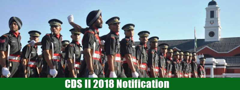 CDS-II Exam 2018