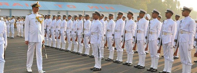 Indian Navy AA Recruitment - Selection Procedure