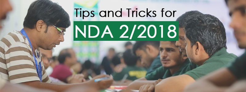 Tips and Tricks for NDA 2/2018