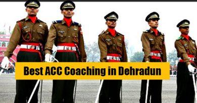 Best ACC Coaching in Dehradun