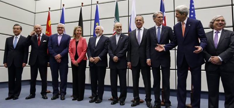 Collapse of the Iranian Nuclear Deal: It's Effect on India
