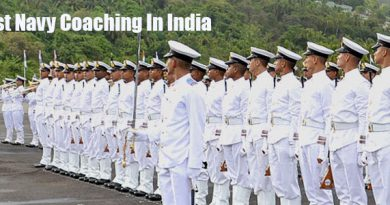 The Best Navy Coaching In India