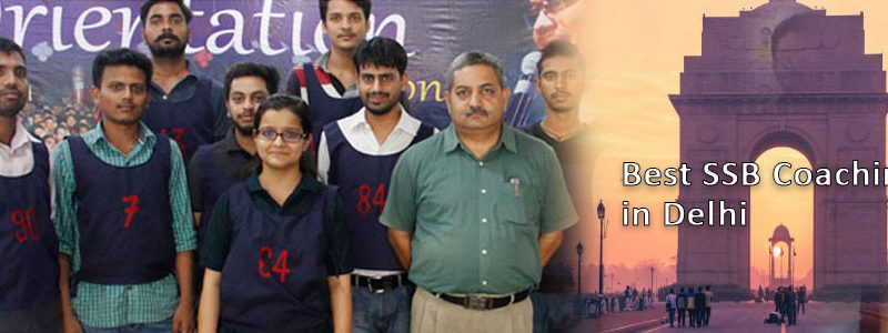 Best SSB Coaching in Delhi