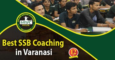 SSB Coaching Varanasi