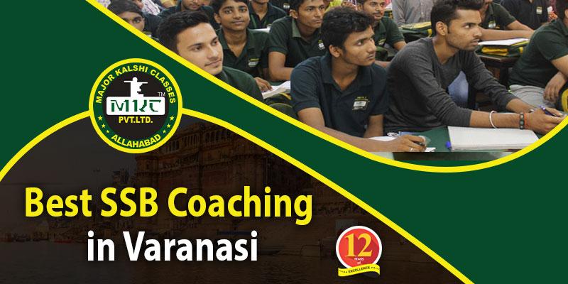 SSB Coaching Varanasi
