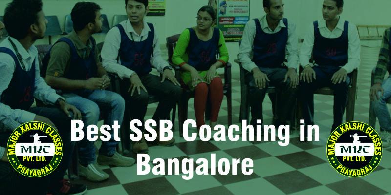 Best SSB Coaching in Bangalore