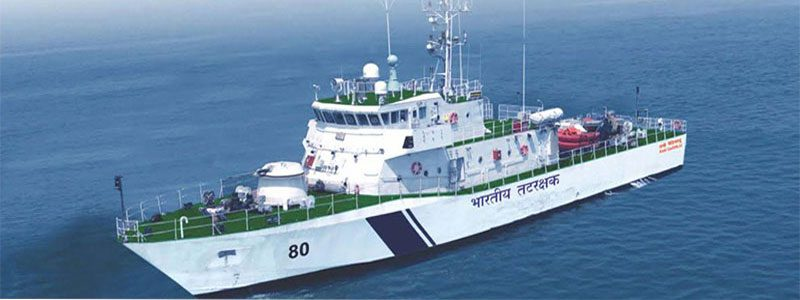 Indian Coast Guard NAVIK (Domestic Branch) 02/2018