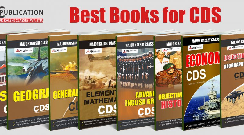Best Books for CDS