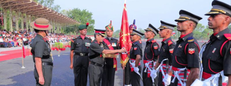 Indian Army (10+2) TES – Course 41