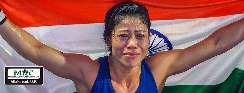 M C Mary Kom wins historic 6th World Championships title