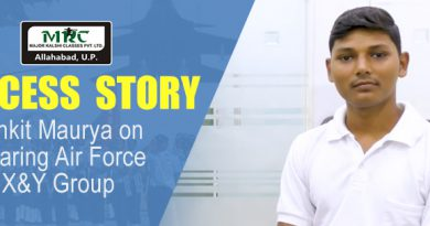 Success Story: Ankit Maurya on clearing Air Force X&Y Group