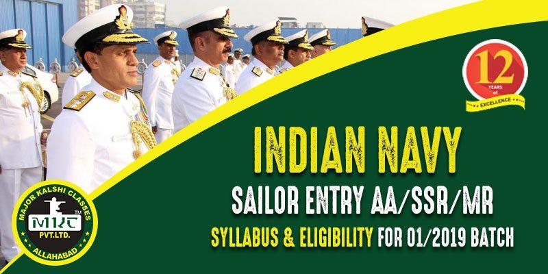 Indian Navy AA SSR MR