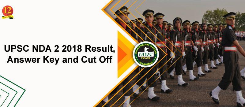 NDA 2 2018 Result