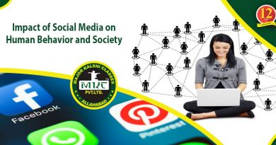 impact of Social Media on society