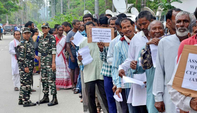 Illegal Immigration in Assam