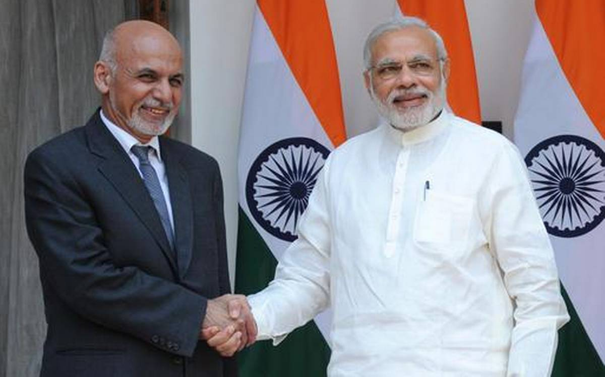 India Afghanistan Strategy