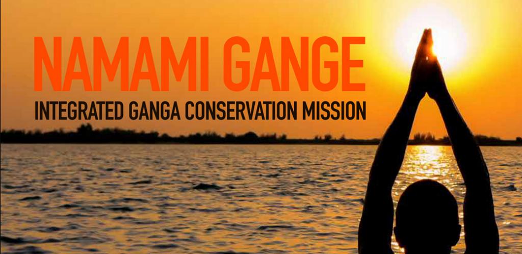 Namami Gange Project