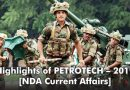 Highlights of PETROTECH – 2019 [NDA Current Affairs]