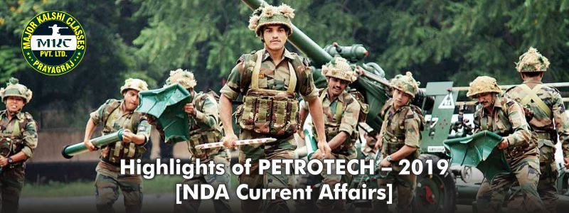 NDA Current Affairs