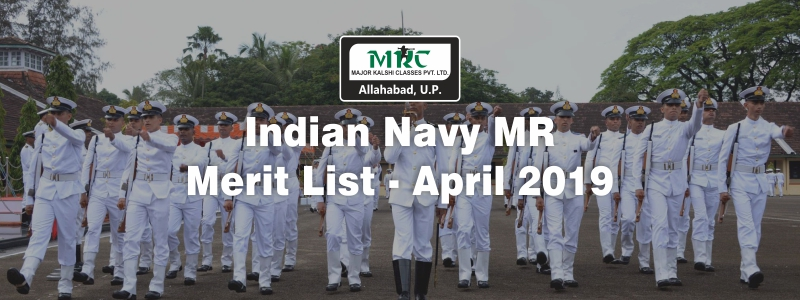 Navy MR Merit List