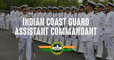 Indian Coast Guard AC Result