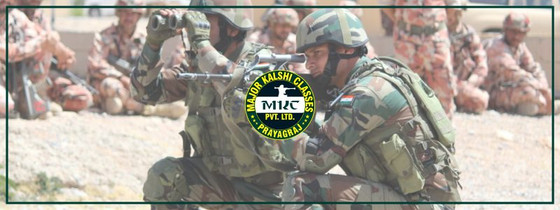 Indian Army TES (10+2) course 42