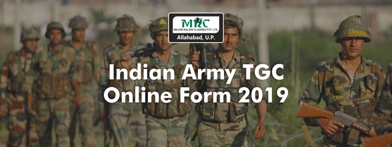 Indian Army Technical Graduate Course TGC Online Form 2019