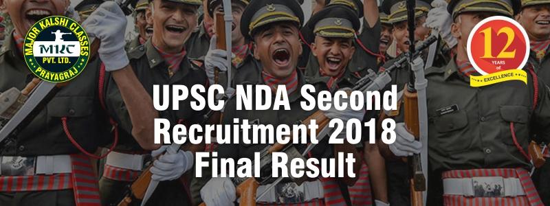 NDA 2 2018 Final Result