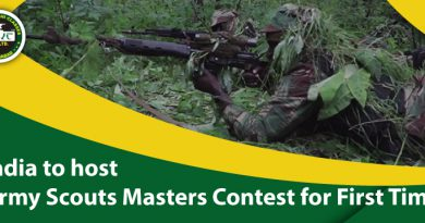 Scout Masters Competition