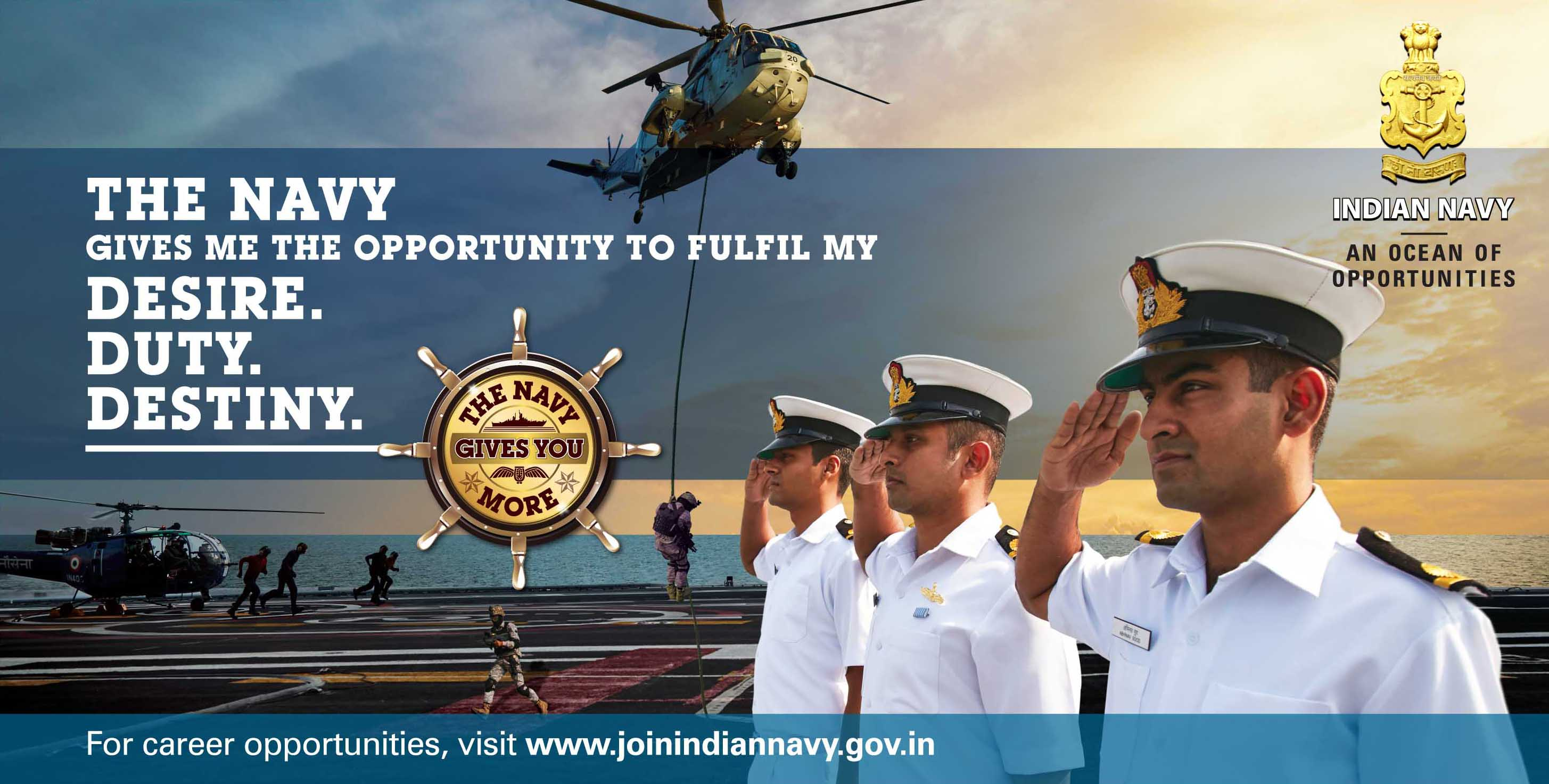 Indian Navy Entrance Test