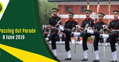 IMA Passing Out Parade