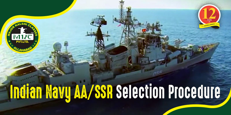 Indian Navy Selection Procedure