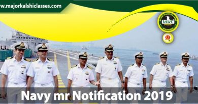 Navy MR Notification
