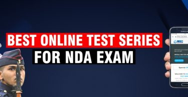 Best Online Test Series for NDA Exam (Free Test Series For NDA)