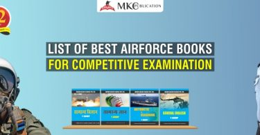 List of Best Books for Air Force Examination