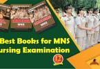 List of Best Books for MNS B.Sc Nursing Examination