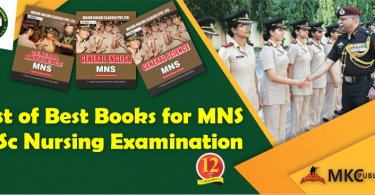 List of Best Books for MNS B.Sc Nursing Examination