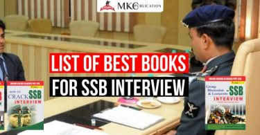 Best SSB interview Books for NDA and CDS