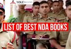 List of Best Books for NDA (National Defence Academy)