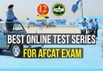 Online Test Series for AFCAT Examination