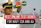 Best Online Test Series for Navy Examination For SSR and AA