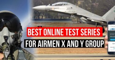 Best online Test series for Airmen X and Y Group