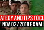 Strategy and Tips to Clear NDA 02/2019 Examination