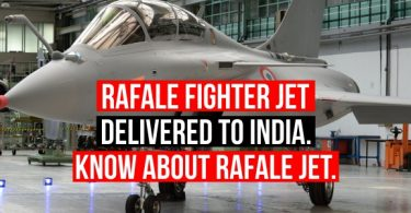 Rafale Fighter Jet Specification and Capability